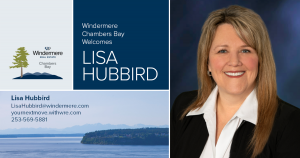 Welcome Lisa Hubbird